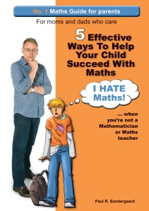 Maths buddy front cover